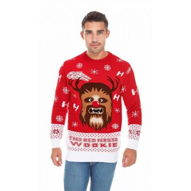 The Red-Nosed Wookiee | Hommes